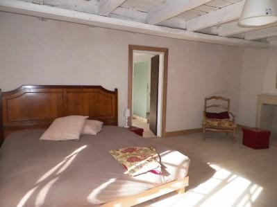 Chambre Léonce et Nanette du gîte de Fougères-en-Beaujolais 2