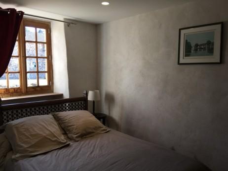 Chambre Louison du gîte de Fougères-en-Beaujolais