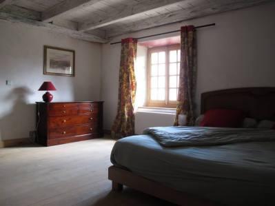 Chambre Léonce et Nanette du gîte de Fougères-en-Beaujolais